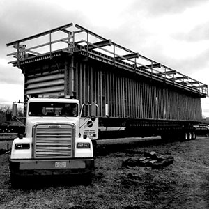 Wilkerson Crane Rental - Services - Heavy Hauling