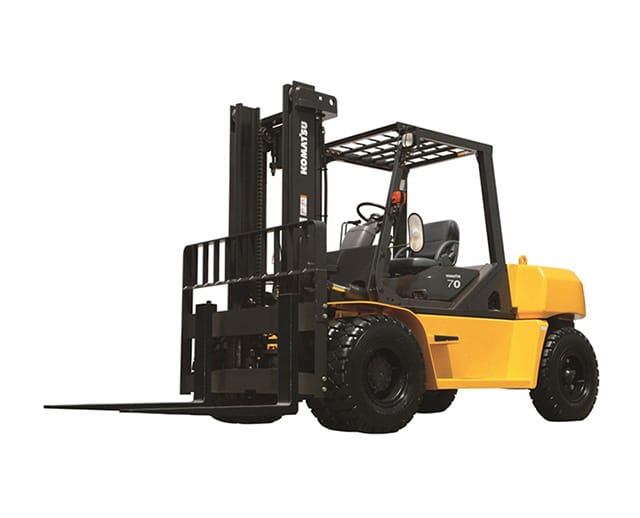 Wilkerson Crane Rental - Equipment - Forklifts