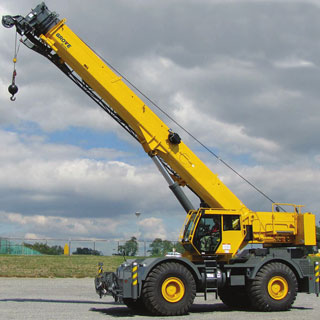 Wilkerson Crane Rental - Equipment - Grove RT765E-2
