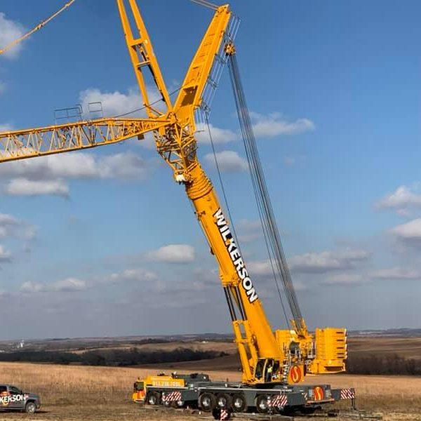 Wilkerson Crane Rental - Equipment - Liebherr LTM 1450-8.1