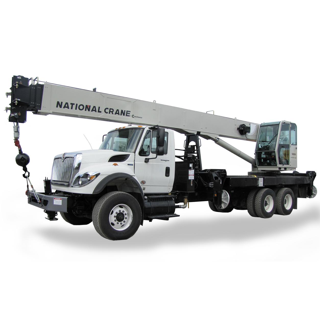 Wilkerson Crane Rental - Equipment - National 1400A
