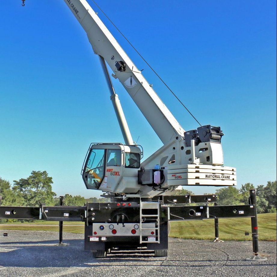 Wilkerson Crane Rental - Equipment - National NBT-60XL  *COMING SOON