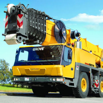 Wilkerson Crane Rental - Equipment - Grove GMK 5275