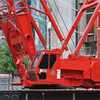 Wilkerson Crane Rental - Equipment - Manitowoc 250