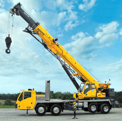 Wilkerson Crane Rental - Equipment - Grove TMS 9000e