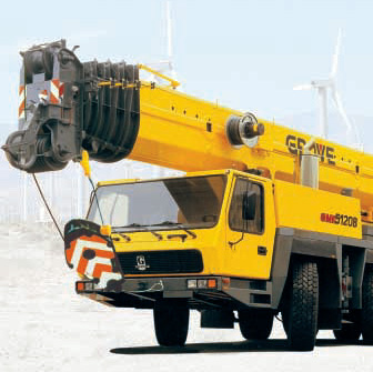 Wilkerson Crane Rental - Equipment - Grove GMK 5120