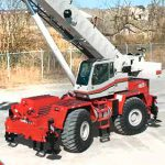 Wilkerson Crane Rental - Equipment - Link-Belt RTC 8075
