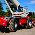 Wilkerson Crane Rental - Equipment - Link-Belt RTC 8090 Series II