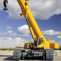 Wilkerson Crane Rental - Equipment - Liebherr LTR 1220