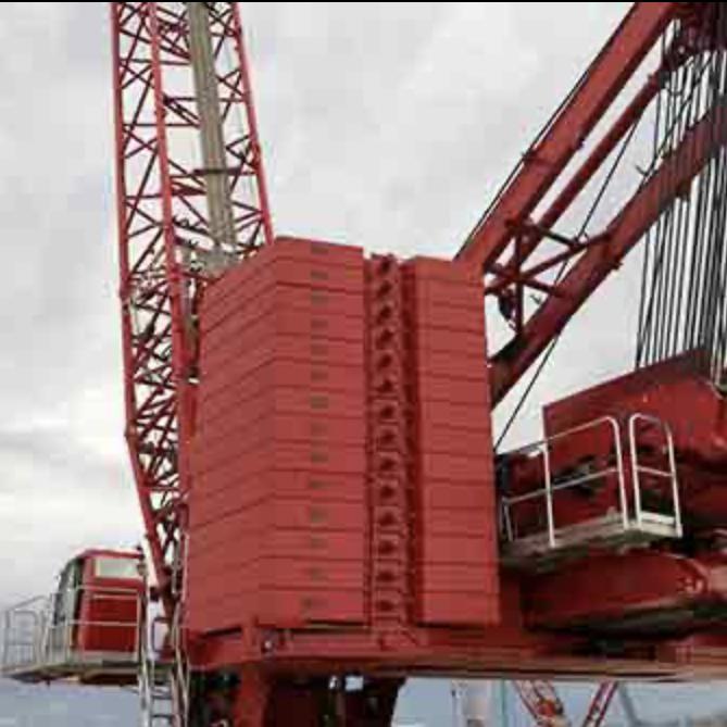 Wilkerson Crane Rental - Equipment - Manitowoc MLC650